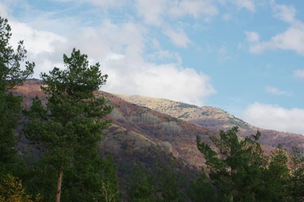 S Ljubov ot gorata kum planinata