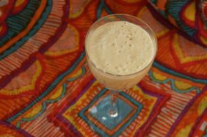 Райско-конопена напитка